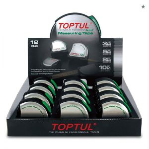 12PCS Measuring Tape Set W/Display Box