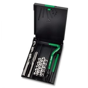 19PCS Professional Threaded Coil-Insert Repair Kit (M10x1.5)