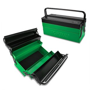 3-Sections Portable Tool Chest -1