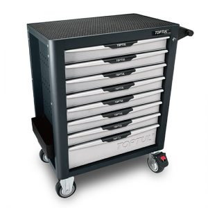 8-Drawer Mobile Tool Trolley